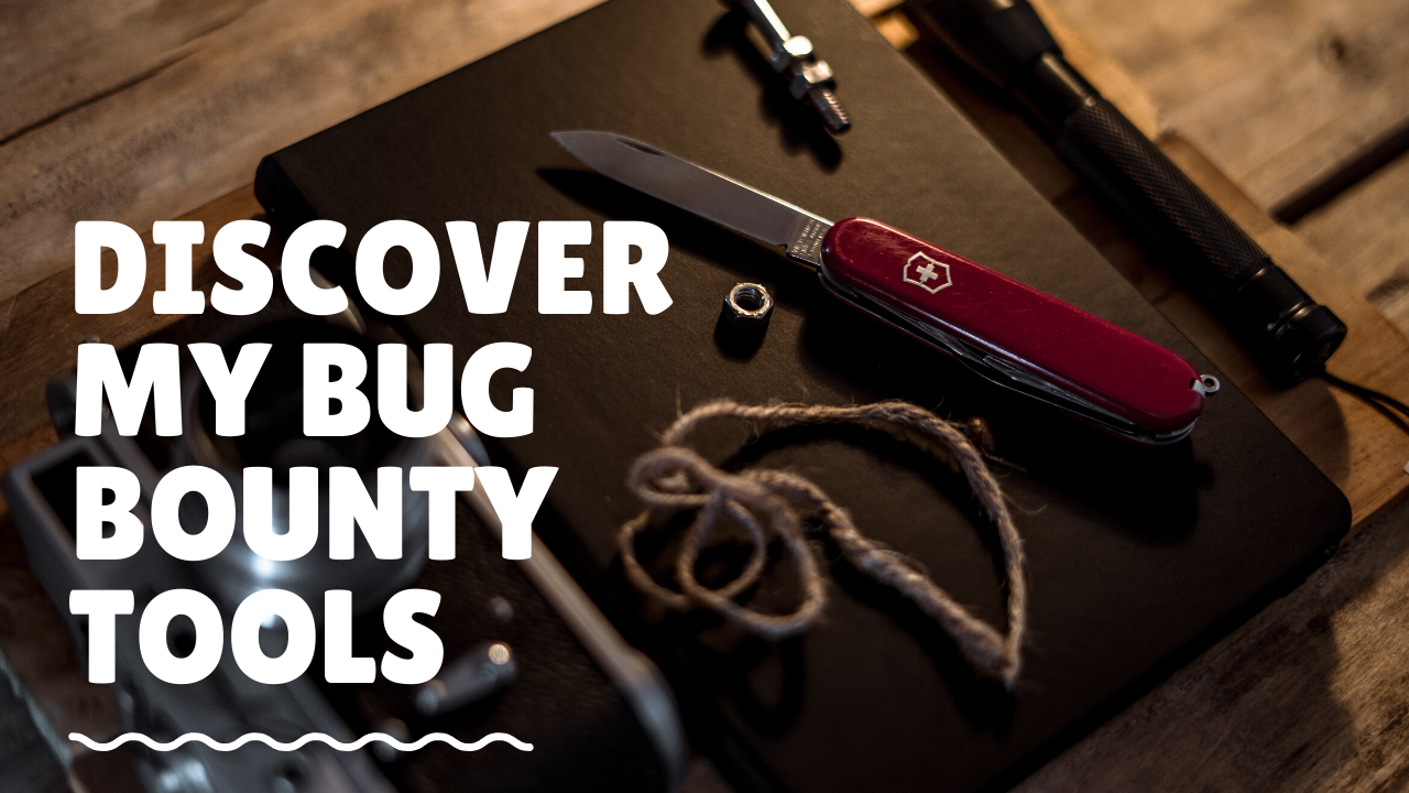 bug bounty tools