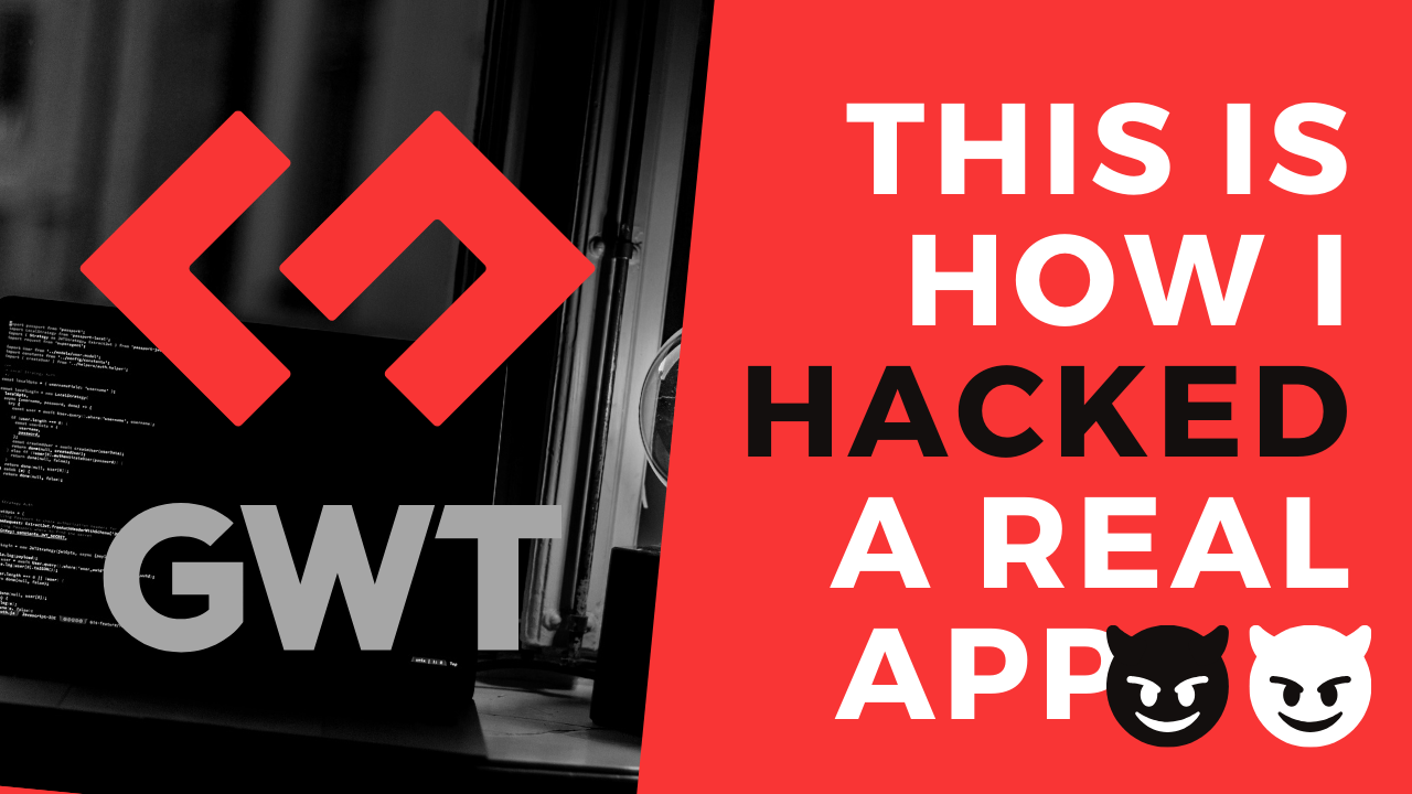 hacking a GWT application