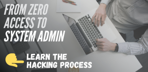 Account takeover: From zero to System Admin