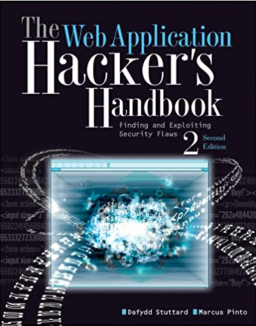 The bible of web application hacking books