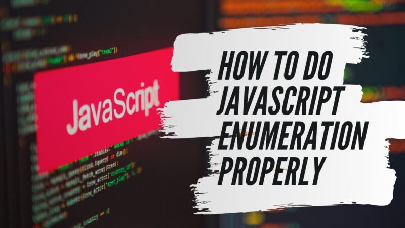 JavaScript Enumeration for bug bounty hunters