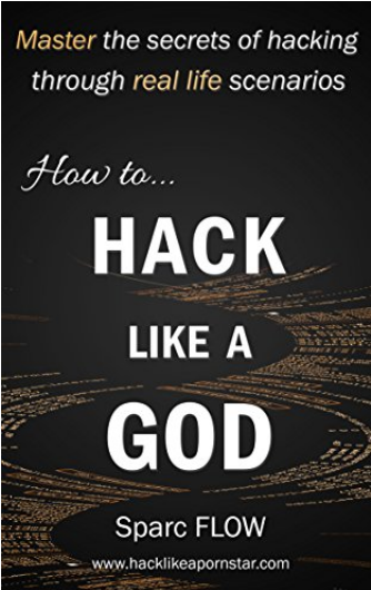 How to hack like a God is a hacking book for red team operators and serious penetration testers