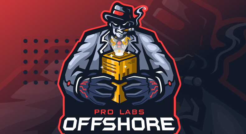 Offshore: A Realistic Penetration testing lab